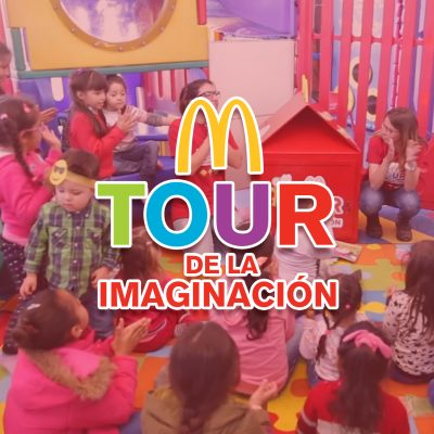 Mc donald's – Tour de la imaginación