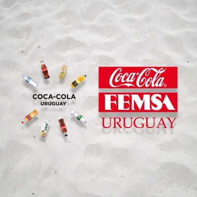 Coca Cola Uruguay – Jornada de limpieza de costas