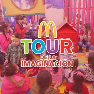 Mc donald's – Tour de la imaginación